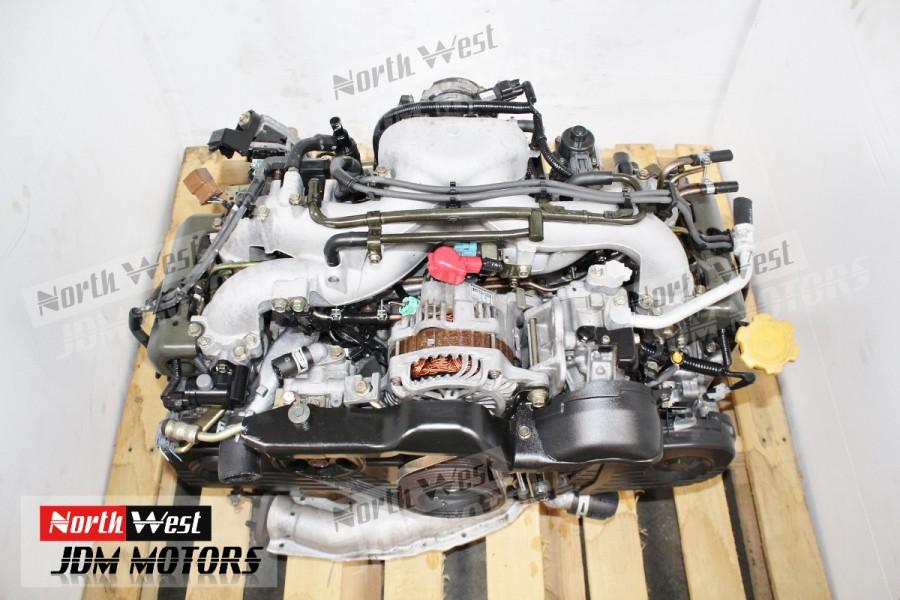 JDM 99 03 Subaru Impreza Legacy Outback Forester EJ203 Single Cam Engine EJ253 Replacement