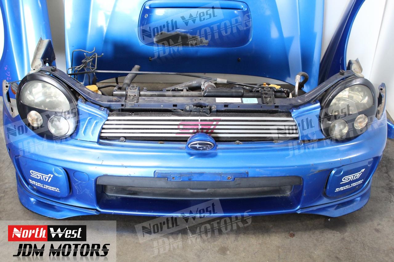 Used Subaru Wrx Sti >> JDM 02-03 Sedan Subaru Impreza WRX STI V7 Bugeye Wagon OEM ...