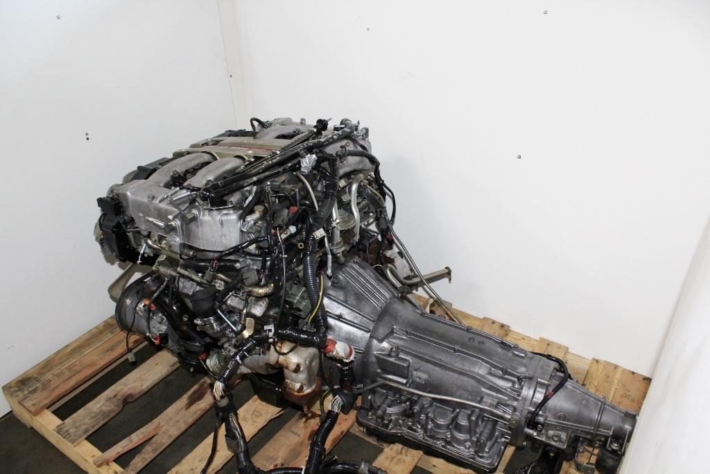JDM 08-12 Subaru Impreza WRX EJ20 Turbo Engine Quad AVCS 2 0L Motor